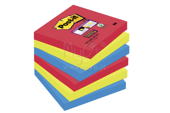 Post-it® Super Sticky Bora Bora