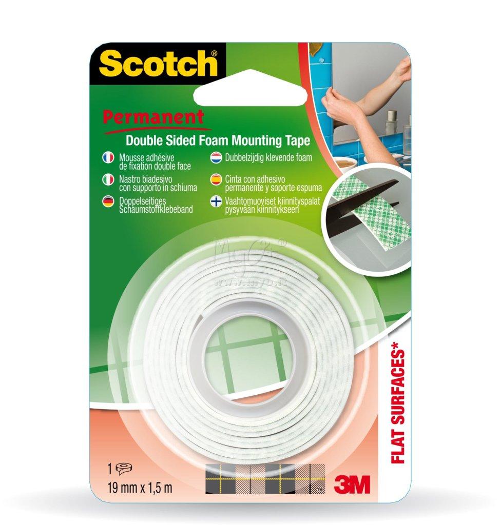 scotch biadesivo forte acquista in myo s p a cancelleria forniture per ufficio. Black Bedroom Furniture Sets. Home Design Ideas